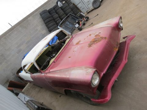 1956 Chevrolet Hardtop Hot rod for sale