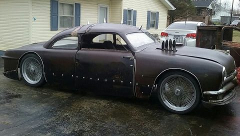 Extraordinary 1950 Ford Coupe Rad/Street/Hot Rod for sale