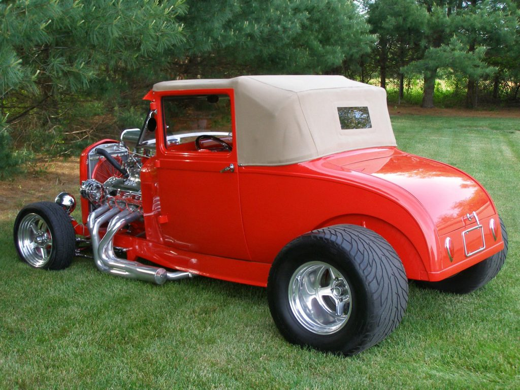 Incredible 1929 Ford Model A All Steel Coupe Street Rod