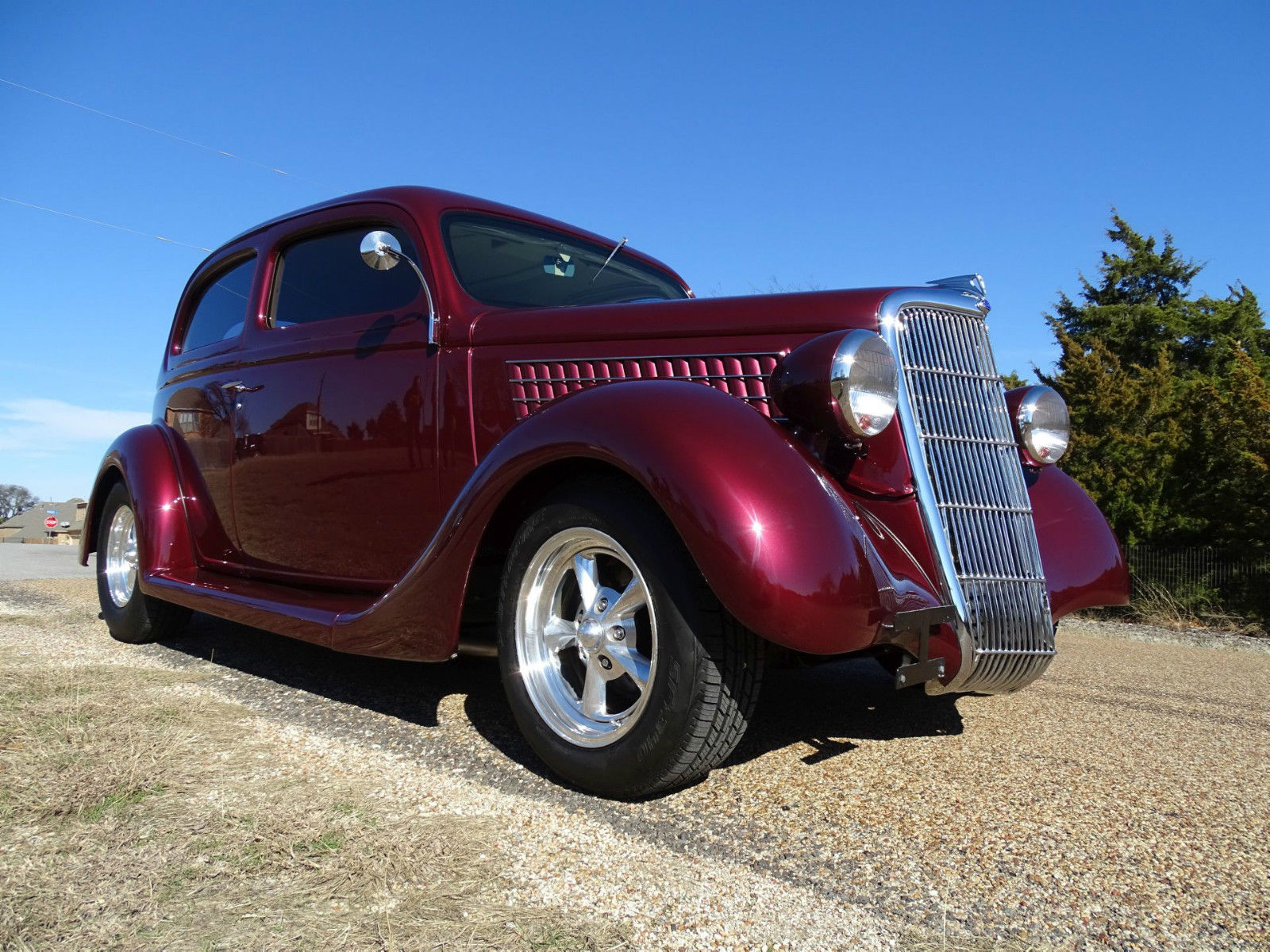 awesome 1935 ford slantback street hot rod for sale. Black Bedroom Furniture Sets. Home Design Ideas