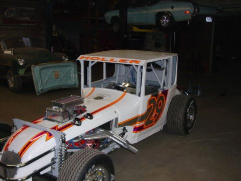 1927 Ford Model T body Vintage Dirt Track Race Car for sale
