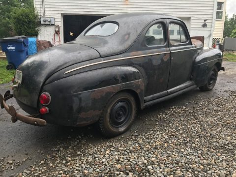 1941 Ford Coupe Willys six motor 4×4 Custom gasser for sale