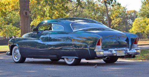 1951 Mercury Custom Coupe Lead Sled Rod Restored for sale