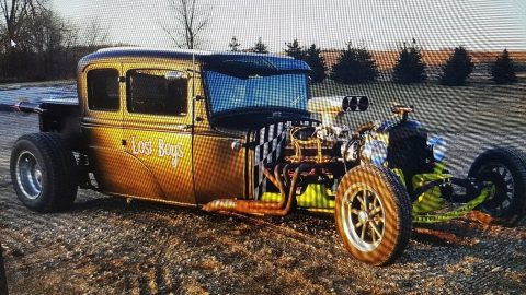 1931 Ford Model A Street Rod Hot Rod Coupe for sale