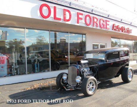 1932 Ford Tudor Street Rod for sale