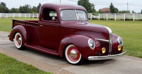 Absolutely stunning 1940 Ford TRUCK for sale