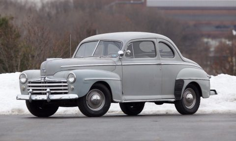 ORIGINAL 1948 Ford Super Deluxe Coupe for sale