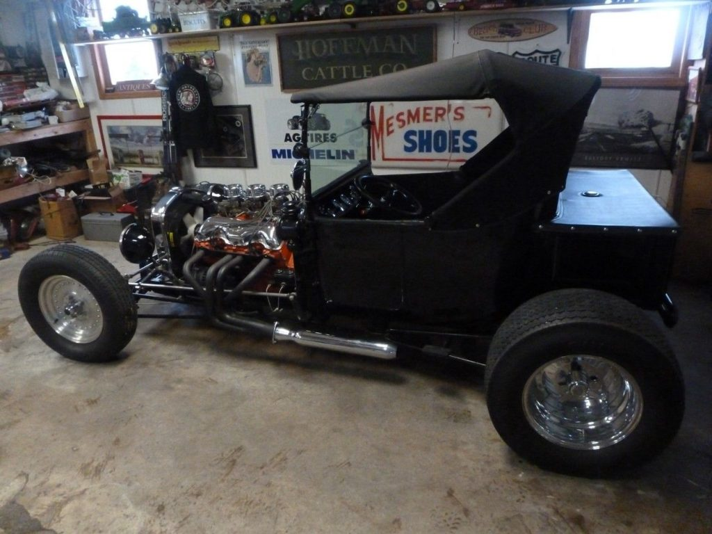 1926 Ford Model T – drives very nice