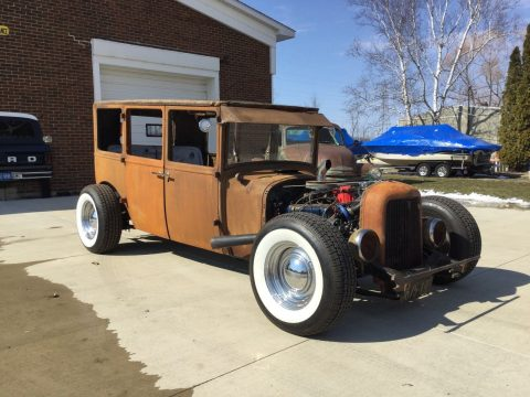 NICE 1926 Dodge Brothers Sedan for sale