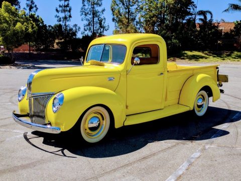 Very nice 1940 Ford Pickups for sale