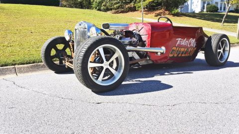 1927 Chevrolet – all steel roadster for sale