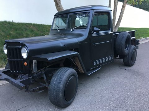 AWESOME 1963 Willys Custom Hot Rod Pick Up for sale
