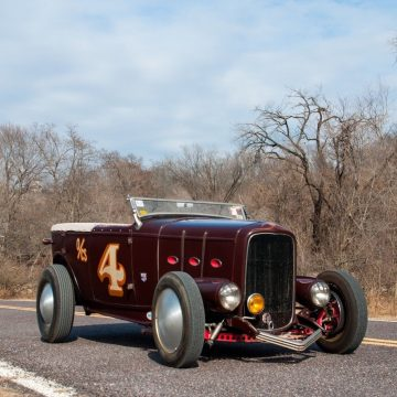 GREAT 1932 Ford Deluxe Phaeton Hotrod  for sale