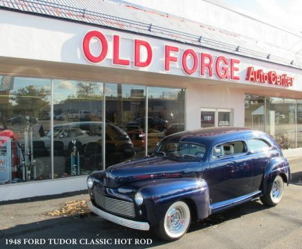 PERFECT 1948 Ford Tudor for sale
