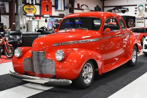 VERY NICE 1940 Chevrolet Business Coupe for sale