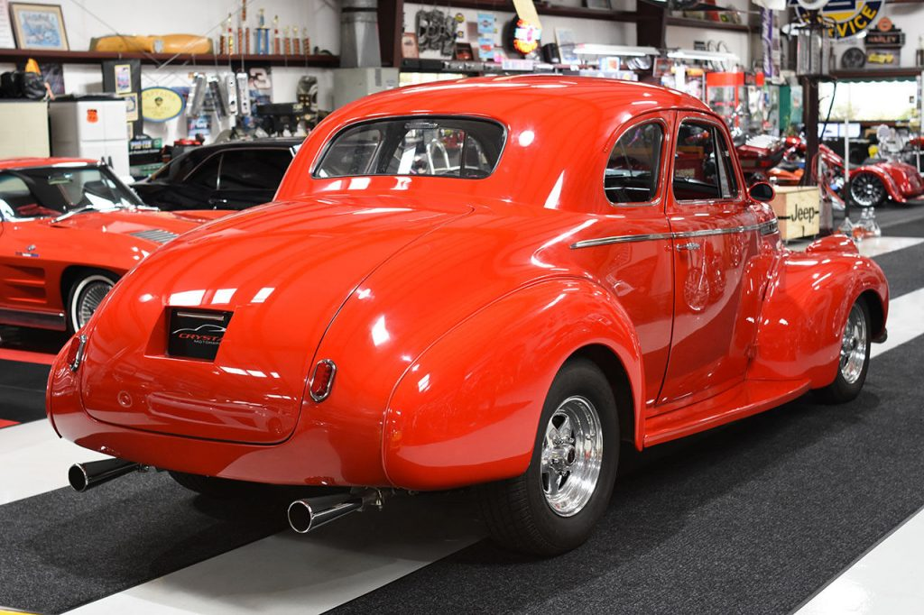 VERY NICE 1940 Chevrolet Business Coupe