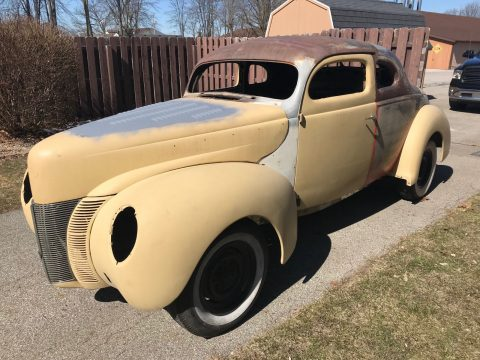 1940 Ford Deluxe Coupe Deluxe for sale