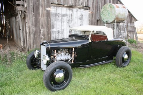 VERY NICE 1929 Ford Model A Roadster for sale