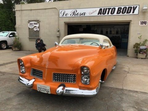 AMAZING 1951 Mercury for sale