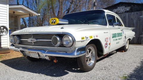 GREAT 1960 Chevrolet Biscayne for sale