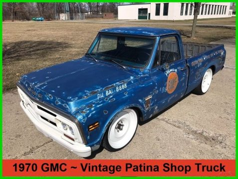 VERY NICE 1970 GMC Sierra 1500 for sale