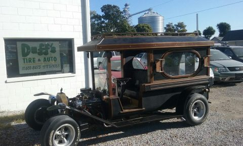 1922 Ford Model T Hearse Hotrod for sale