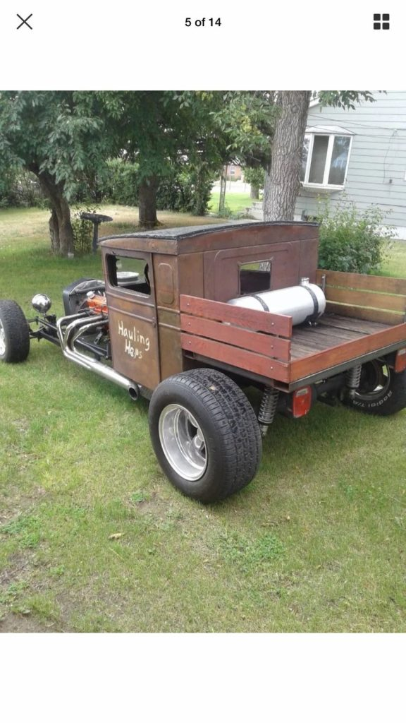 1925 Ford Model T Hot Rod Rat Rod custom