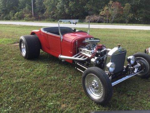 1927 Ford Roadster Street Rod Hotrod for sale