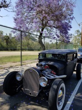 1928 Ford Model A Tudor Hot Rod Rat Rod for sale