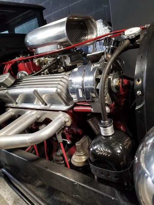 1928 Ford Model A Tudor Hot Rod Rat Rod