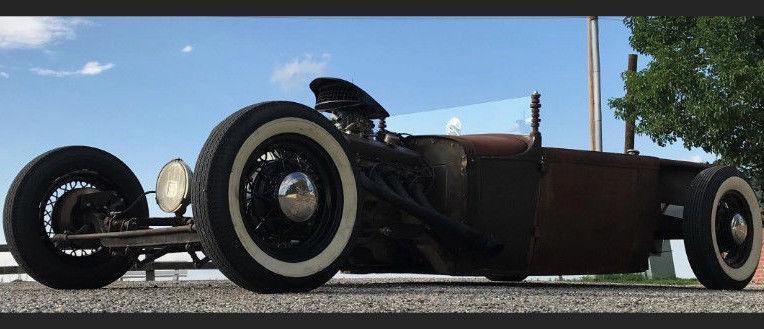 1931 Ford Model A Roadster Pickup Hotrod Ratrod