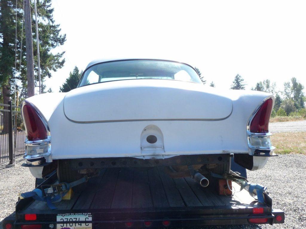 1954 Lincoln Custom Project