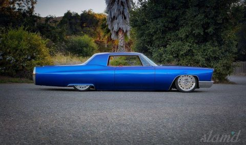 1967 Cadillac DeVille Bagged Show Car Hot Rod Street Rod for sale