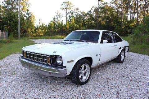 1977 Chevrolet Nova Concours Hotrod 383 Stroker for sale