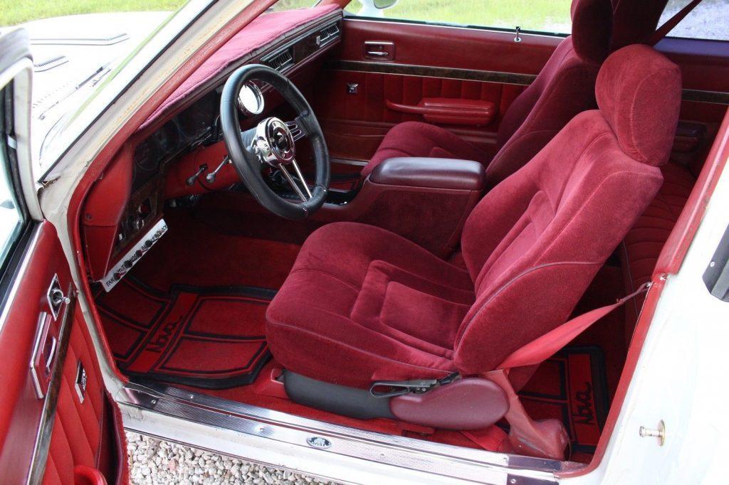 1977 Chevrolet Nova Concours Hotrod 383 Stroker
